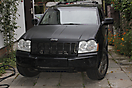 Стайлинг Jeep Grand Cherokee 3