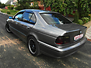Тонировка оптики BMW 5 E39