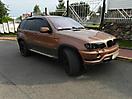 Тонировка задней оптики BMW X5 (E53)