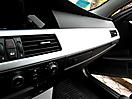 Оклейка салона BMW 5 (E60) d в серый тертый алюминий