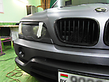 BMW X5 (E53) Графитовый карбон