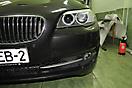 BMW 5er (F10) -Защита передней части кузова. Антигравийная пленка