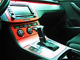 Оклейка элементов салона VW Passat B6