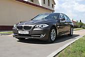 Антигравийная защита BMW 5 (f10)