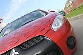 Винилография Mitsubishi Eclipse IV