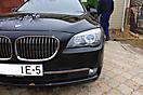 Антигравийная защита BMW 7 (F01)