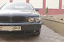 Отделка молдингов под ShadowLine BMW 7er (F65)
