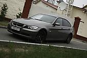 Тонировка стекол и оптики BMW 3 (e90)