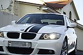 Добавили изюминку BMW E90