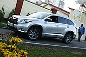Okleyka Toyota Highlander v serebristiy metallic_3