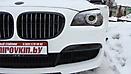 Оклейка в Белый матовый цвет BMW 7 (F01) x-drive_17