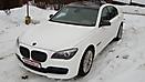 Оклейка в Белый матовый цвет BMW 7 (F01) x-drive_9