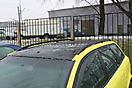 Имитация панорамной крыши Audi A4 Avant _4
