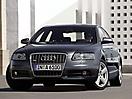 Оклейка салона Audi A6 (C6)