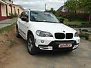 Белый матовый BMW X5 (E70)