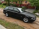 Оклейка пленкой карбон (Carbon 3d) BMW 5 E39