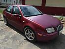 Бардовый карбон на VW Jetta